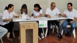Reflexión de una primípara como jurado de votación