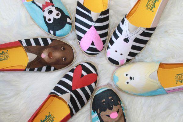 Calzado personalizado creaciones únicas Soulmates shoes