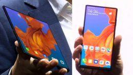 Huawei Mate X nueva era de los teléfonos plegables