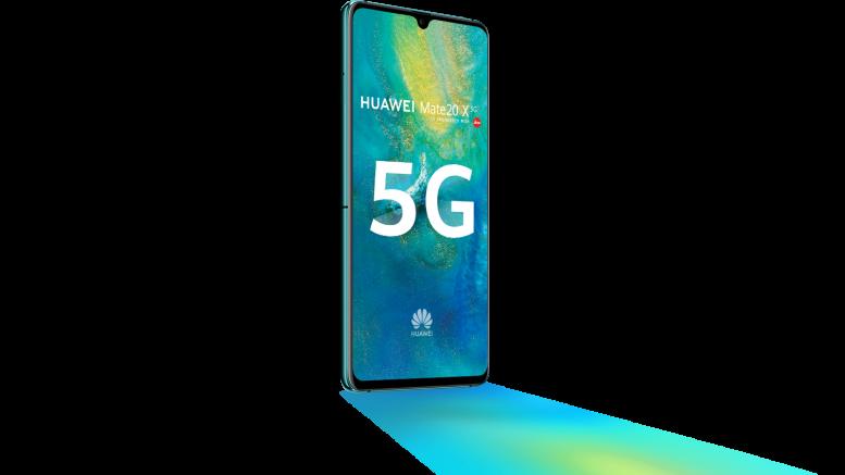 Huawei y su nuevo dispositivo P40 con capacidad 5G