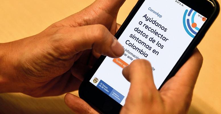 CoronApp busca ayudar a la detección y el monitoreo de casos de Coronavirus