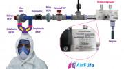 Autónoma de Manizales, desarrolló sistema de ventilación no invasivo