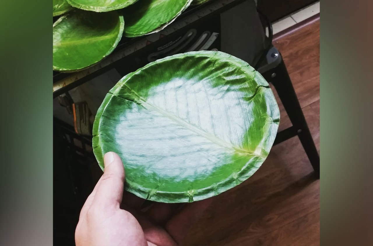 Chinchiná aporta a la revolución de los platos desechables