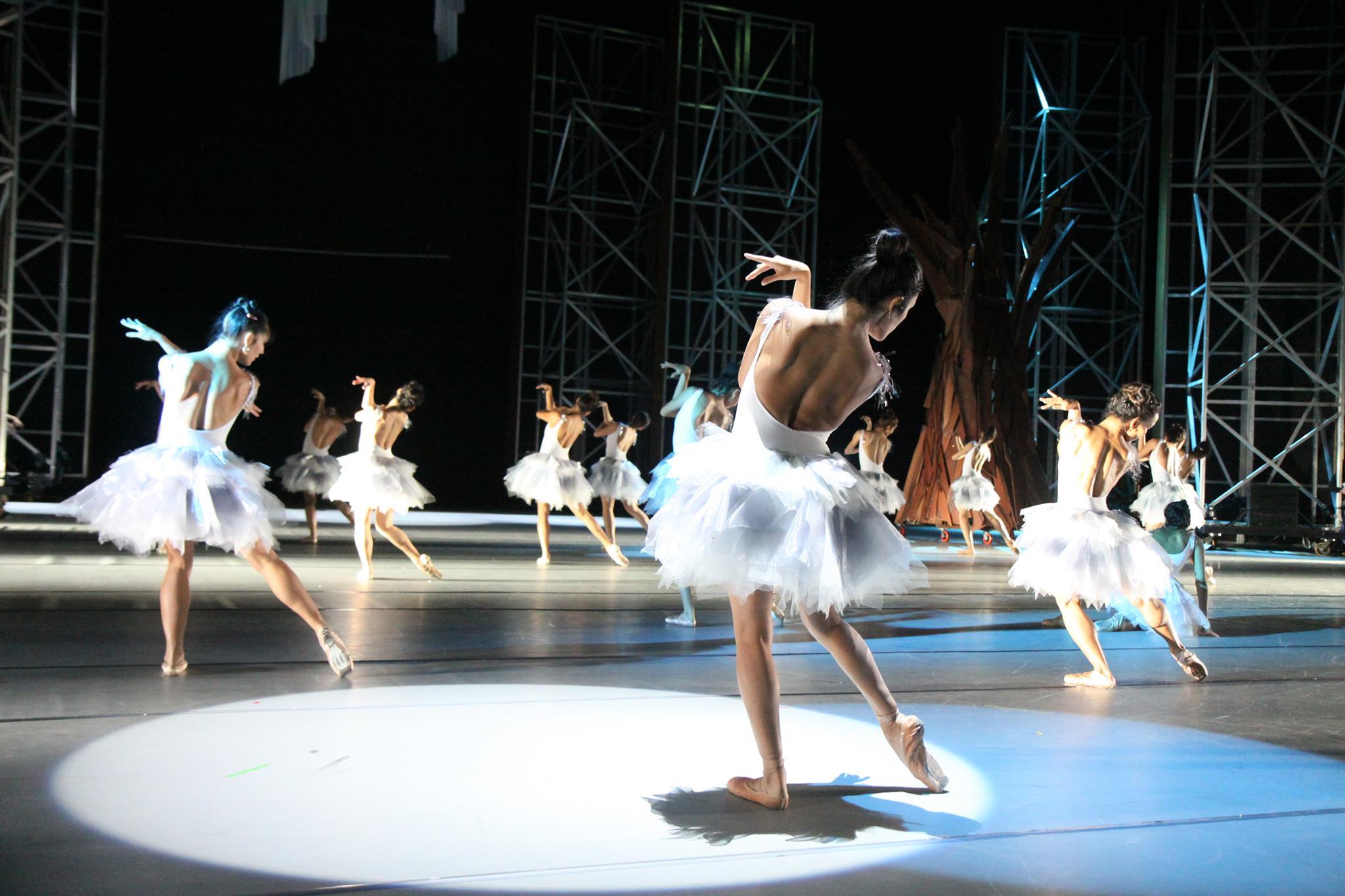 Versión online del Festival Internacional de Ballet 2020