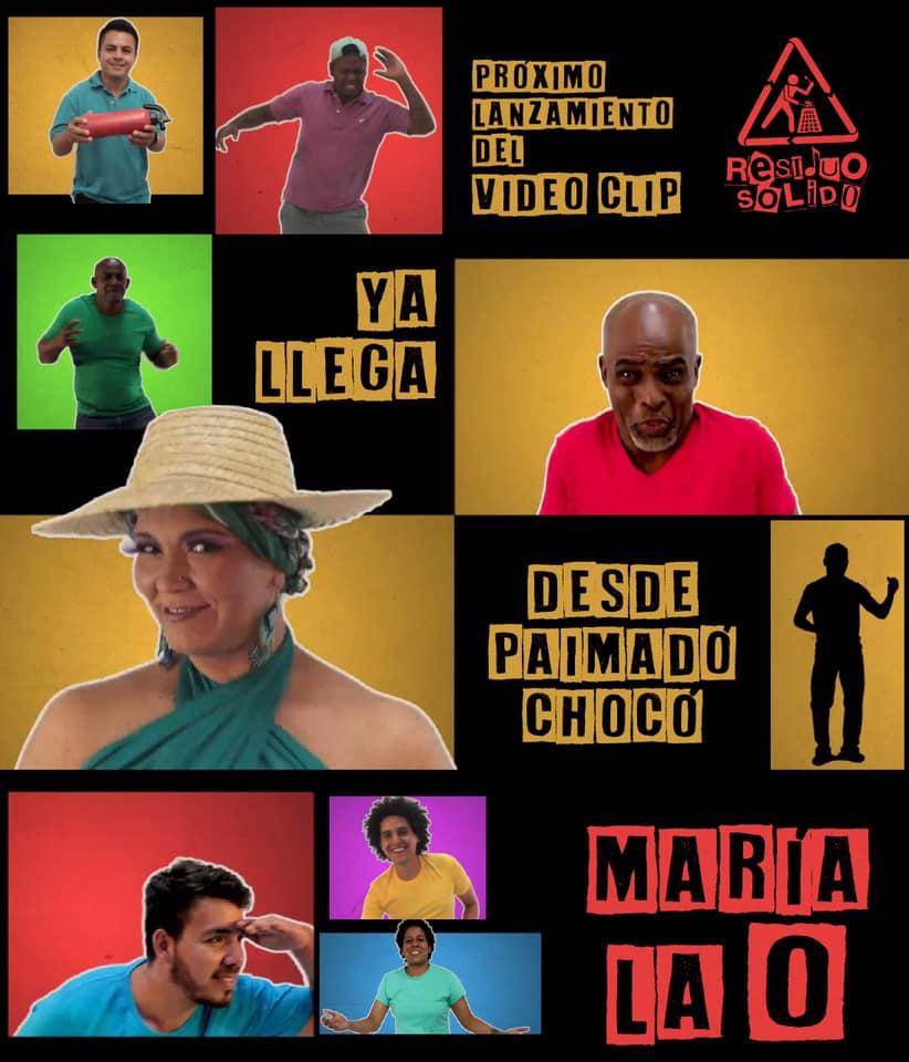 María La O tributo a la riqueza cultural del Chocó